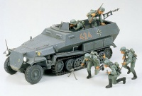 Sd. Kfz. 251/1 Hanomag - 1:35
