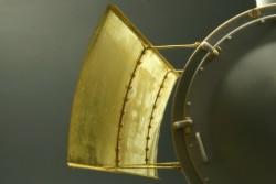 Windleitbleche für 1:35 BR 52 mit Steifrahmentender - Trumpeter 00210