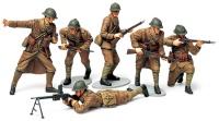Französische Infanterie - Figuren Set