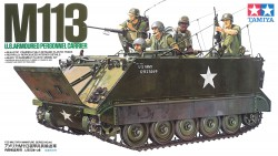 M113 US Armoured Personnel Carrier - 1:35