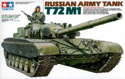 Russischer Kampfpanzer T-72 M1 - 1:35