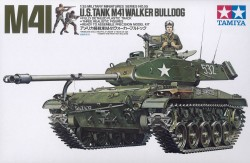 US Tank M41 Walker Bulldog - 1:35