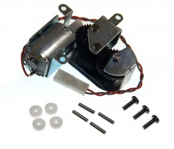 RC-turret rotation unit set for the Tamiya Leopard 1A4 - 1/16