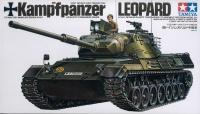 Kampfpanzer Leopard - Bundeswehr - 1:35