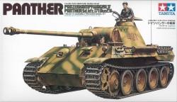 Panzerkampfwagen Panther Ausf. A - Sd.Kfz. 171 - 1:35