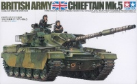 British Army Chieftain Mk. 5 - 1/35