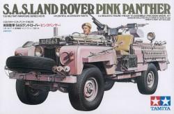 SAS Land Rover - Pink Panther - 1:35