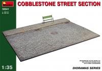 Cobblestone Street Section - 1/35