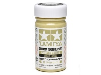 Diorama Texture Paint 100ml - Grit Effect: Light Sand
