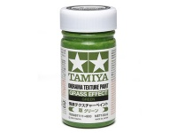 Diorama Texture Paint 100ml - Grass Effect: Green