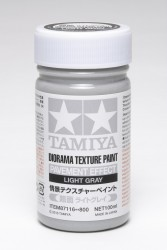 Diorama Texture Paint 100ml - Pavement Effect, Light Gray