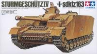 Sd.Kfz.163 Sturmgeschütz (StuG) IV - 1:35