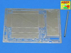 KV-1 / KV-2 Photo-etched Set Vol. 2 - Tool box late type for early fen