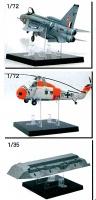 Display / Ständer für Flugzeuge und anderer Modelle