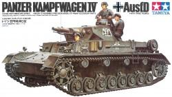 Panzerkampfwagen IV Ausf. D - 1:35