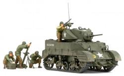 U.S. M5A1 Light Tank Stuart
