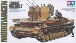 German Flakpanzer IV - Möbelwagen - 1/35