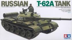 Russischer Kampfpanzer T-62A - 1:35