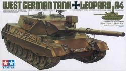 Leopard 1A4 - Bundeswehr - 1:35