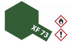 Tamiya Mini XF73 - Dunkel-Grün - JGSDF - Matt