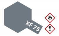 Tamiya Mini XF75 - IJN Grau - Matt