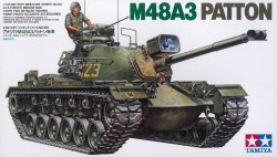 M48A3 Patton - US Medium Tank - 1/35