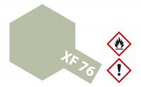 Tamiya Mini XF76 - Grau-Grün - Matt