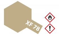 Tamiya Mini XF78 - Wooden Deck-Tan - Flat