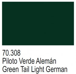 Panzer Aces 70308 - Green Tail Light German