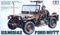 U.S. M151A2 Ford Mutt - 1/35