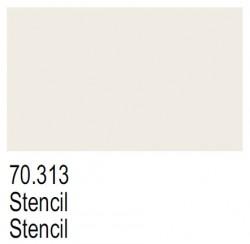 Panzer Aces 70313 - Schablonen Weiß / Stencil