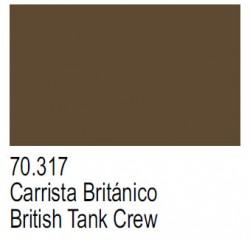 Panzer Aces 70317 - British Tank Crew