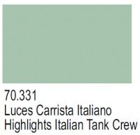 Panzer Aces 70331 - Highlight Italienische Panzerbesatzung