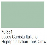 Panzer Aces 70331 - Highlights Italian Tank Crew