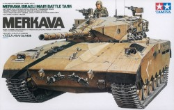 Merkava - Israeli Main Battle Tank - 1/35
