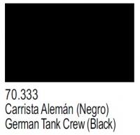 Panzer Aces 70333 - German Tank Crew (Black)
