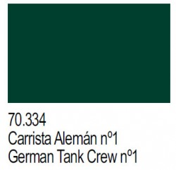 Panzer Aces 70334 - Deutsche Panzerbesatzung 1 / German Tank Crew 1