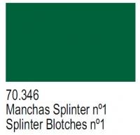 Panzer Aces 70346 - Splittertarnung Flecken 1