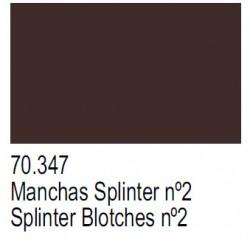 Panzer Aces 70347 - Splinter Blotches 2
