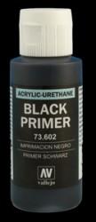 Grundierung Acryl Polyurethan Schwarz - 60ml