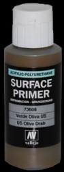 Grundierung Acryl Polyurethan US Olive Drab - 60ml