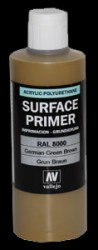 Primer German Green Brown RAL8000 Acrylic Polyurethan - 200ml