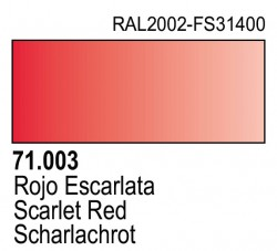 Model Air 71003 - Scharlachrot / Scarlet Red