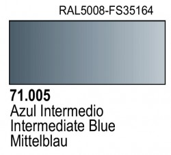 Model Air 71005 - Graublau / Grey Blue - RAL 5004
