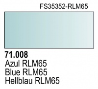 Model Air 71008 - Hellblau RLM65 / Blue RLM65