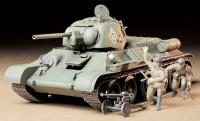 Russian T34/76 Tank