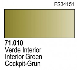 Model Air 71010 - Interior Green