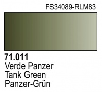 Model Air 71011 - Panzer-Grün / Tank Green