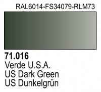 Model Air 71016 - US Dunkelgrün / US Dark Green