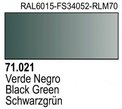 Model Air 71021 - Schwarzgrün / Black Green